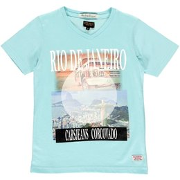 Cars Jeans shirt Primus Blue Clearwater