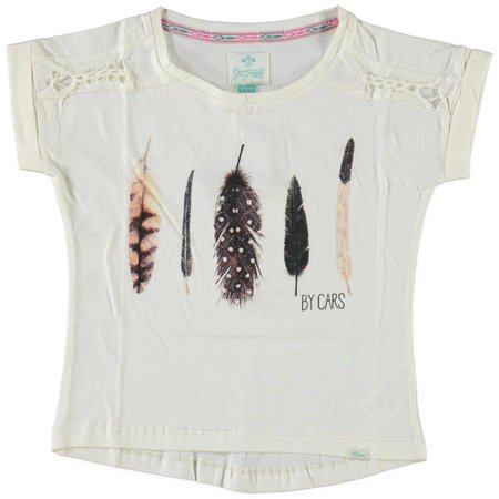 Cars Jeans shirt Sona Indian Feathers
