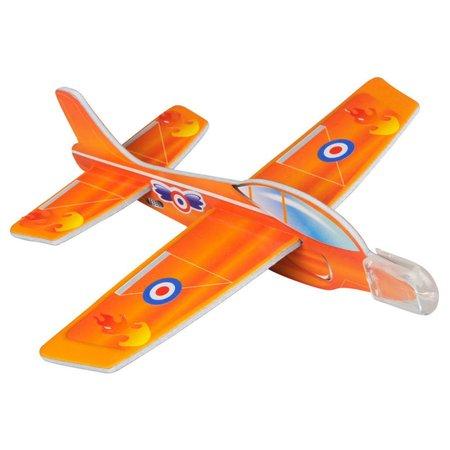 Rex DIY vouw vliegtuigje