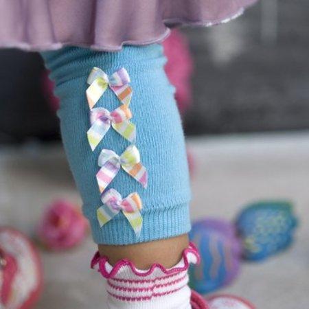 Bonnie Doon baby legging strikjes