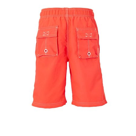 Cars Jeans zwembroek Ilario fluo coral