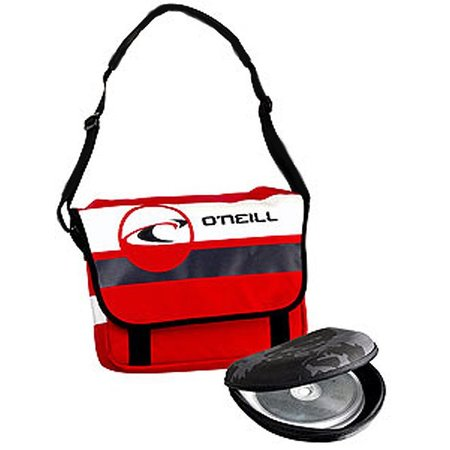 O'Neill messenger bag schoudertas met cd box