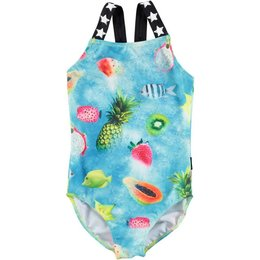 Molo badpak Nakia Swimming Fruits UV 40+