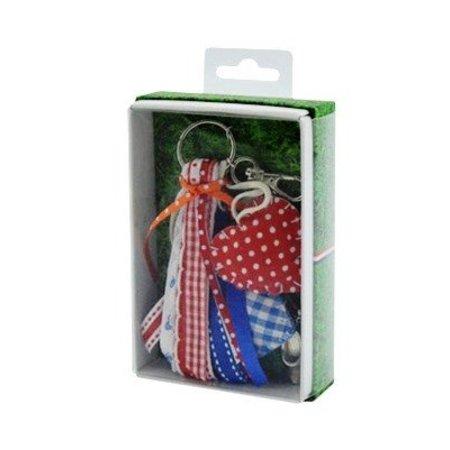 sleutelhanger lintjes en hangers