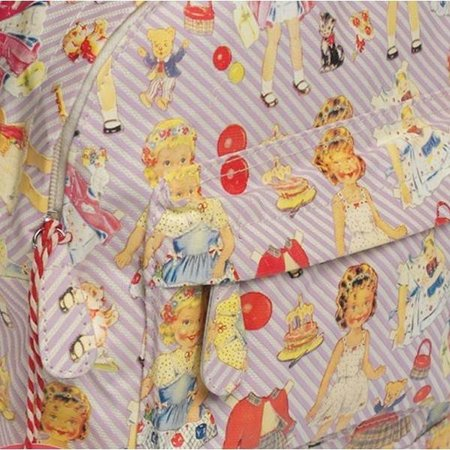 Rex London kinderrugzak Aankleedpopje Dress Up Dolly