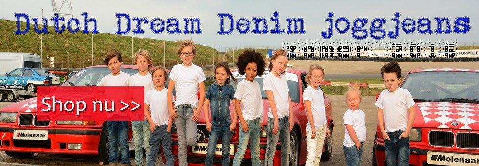 Dutch Dream Denim joggjeans zomercollectie 2016