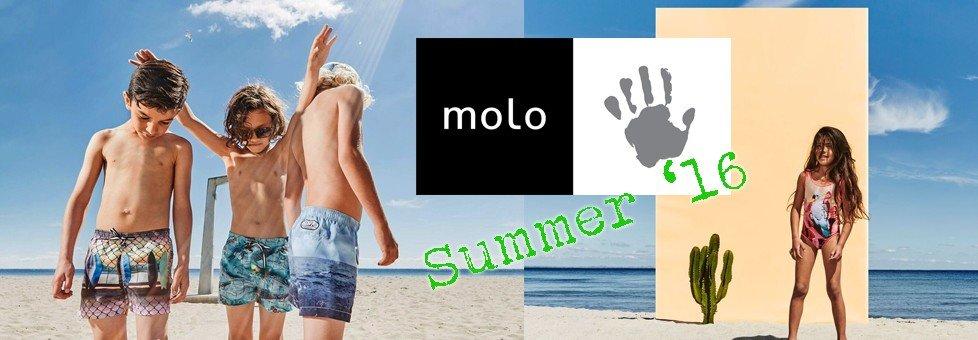MOLO zwemkleding, uniek en hip , met UV 40 +