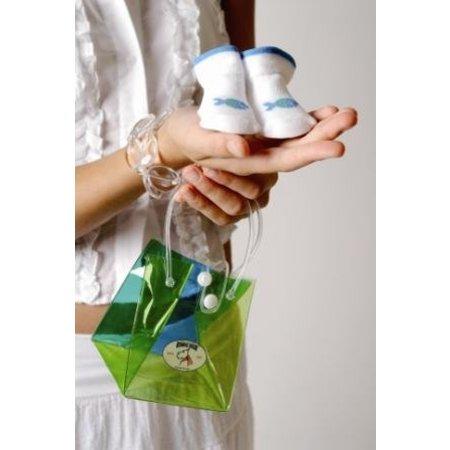 Bonnie Doon newborn socks lichtblauw