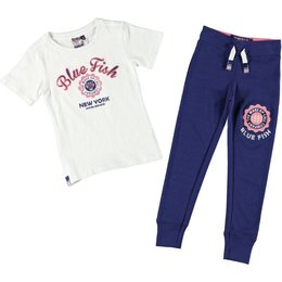 Blue Fish lounge/ pyjama set Sanne