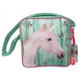 De Kunstboer squarebag unicorn paard