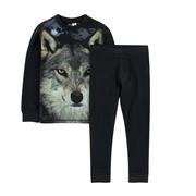 Molo pyjama set Lue Wolf
