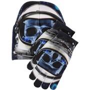 Molo muts + handschoenen cyber space