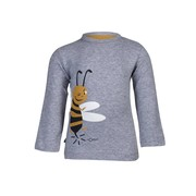nOeser shirtje Billy the Bee grey