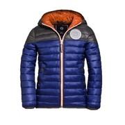 Reset winterjas double colour