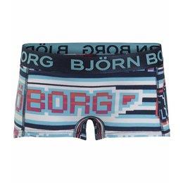 Björn Borg girls boxer Blue Lagoon