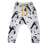 Roos & Tijn Design soft stretch broekje pinguins