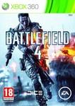 EA games Battlefield 4  Xbox 360