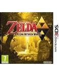 Nintendo The Legend of Zelda: A Link Between Worlds  3DS