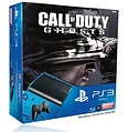 Playstation 3 Console 500 GB Pack Bundel Ultra Slim + Call of Duty Ghosts PS3