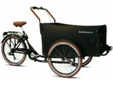 Bakfietsweb tricycle tricycle 7 vitesses noir