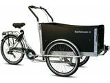 Bakfietsweb bakfiets driewieler 7speed zilver