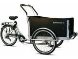Bakfietsweb tricycle tricycle 7 vitesses argent