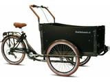 Bakfietsweb bakfiets driewieler 7speed bruin
