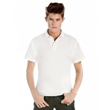 B&C Collection Polo ID.001 - Wit