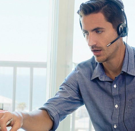 Headsets voor Microsoft Lync