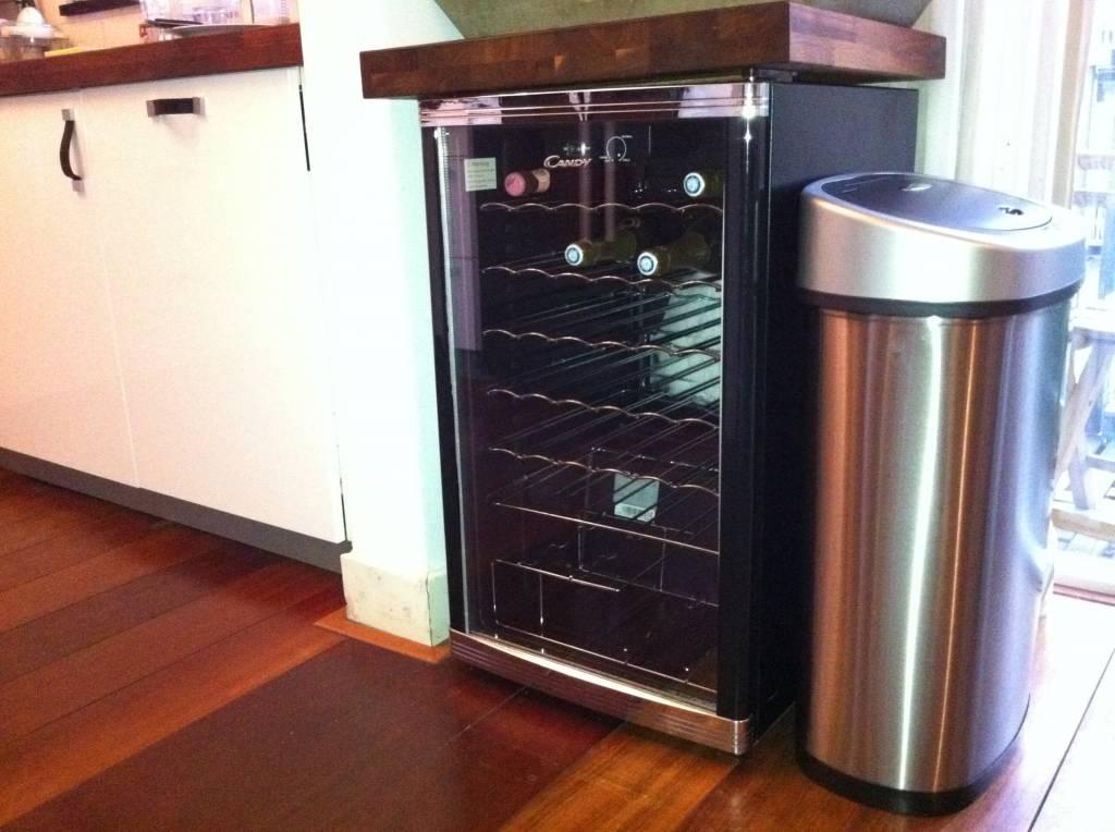 Design Vuilbak Keuken : Cool Looking Sensor prullenbak 50Liter ...