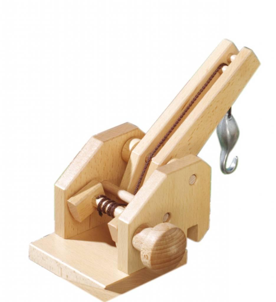 fagus houten speelgoed fagus kraan