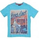 BLUE SEVEN KIDS BLUE SEVEN T-SHIRT AQUA 60573X