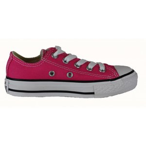 CONVERSE ALL STAR CANVAS PINK PAPER