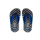 ZEBRA TRENDS SLIPPERS STER GREY ZEBRA