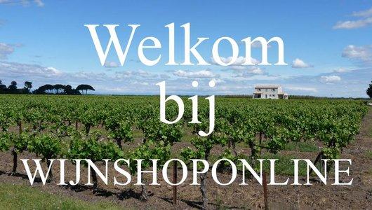 Welkom bij Wijnshoponline