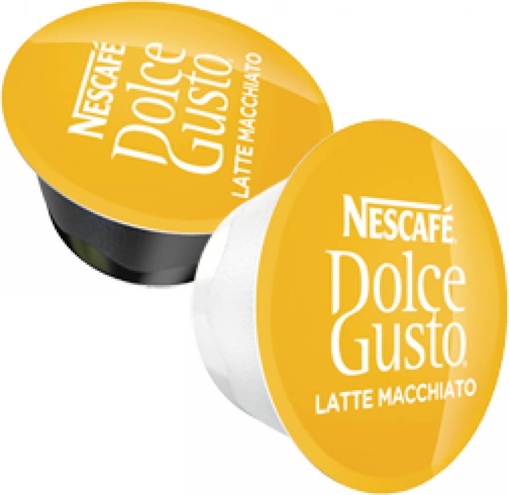 Cafe Royal Latte Macchiato En Capsules Compatibles Dolce Gusto