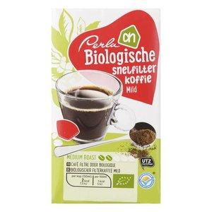 Fairtrade biologische koffie snelfilter