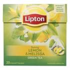 Lipton Green Tea Sunny Lemon & Melissa