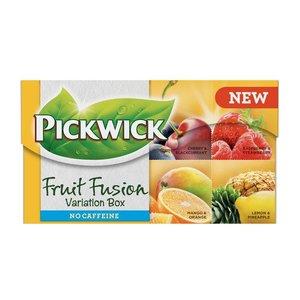 Pickwick Fruit Fusion variaties