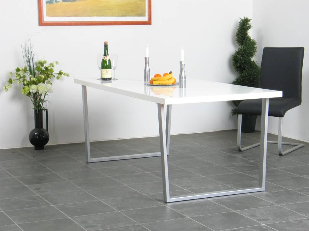 Eetkamer design beste inspiratie voor huis ontwerp - Tafel eetkamer ontwerp wit ...