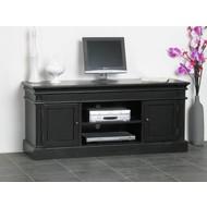 TV-meubel zwart Mozart