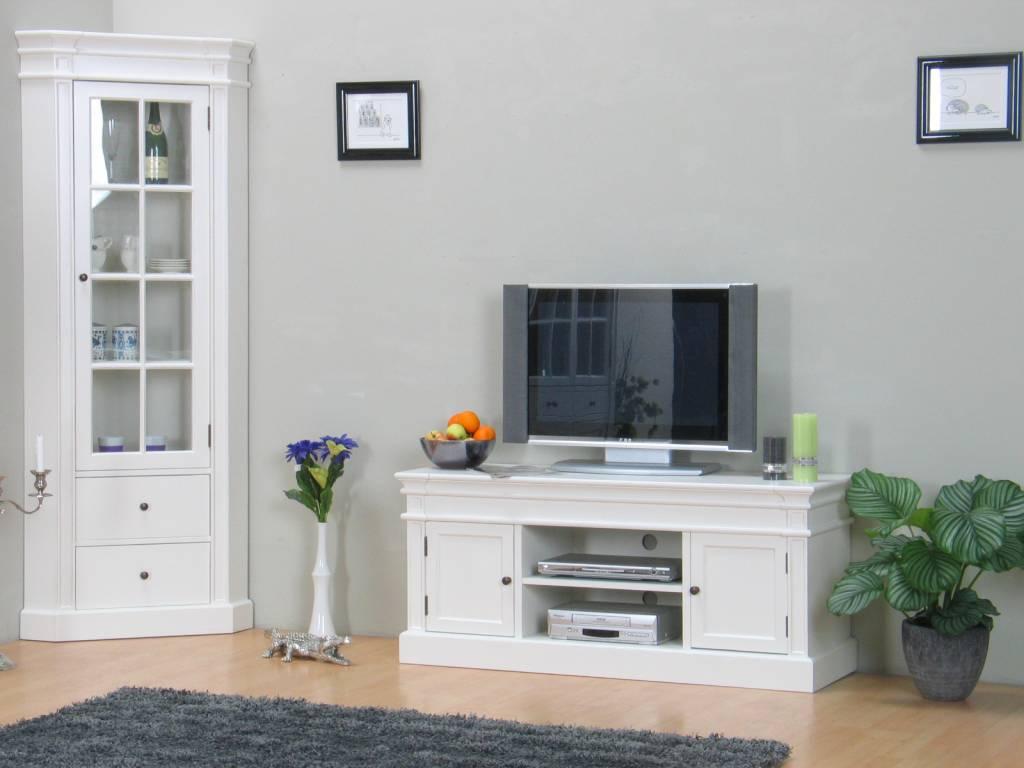 Mozart wit TV meubel - Meubeltrefpunt : Altijd thuis
