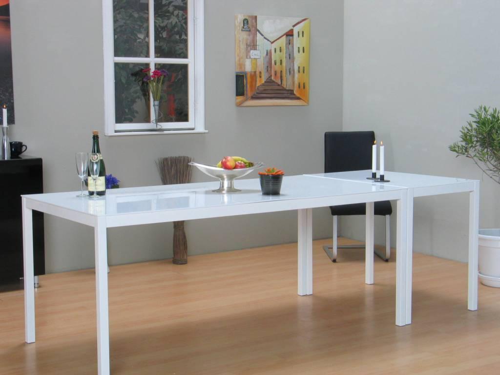 Witte eetkamer tafel beste inspiratie voor huis ontwerp - Leunstoel voor eetkamer ...