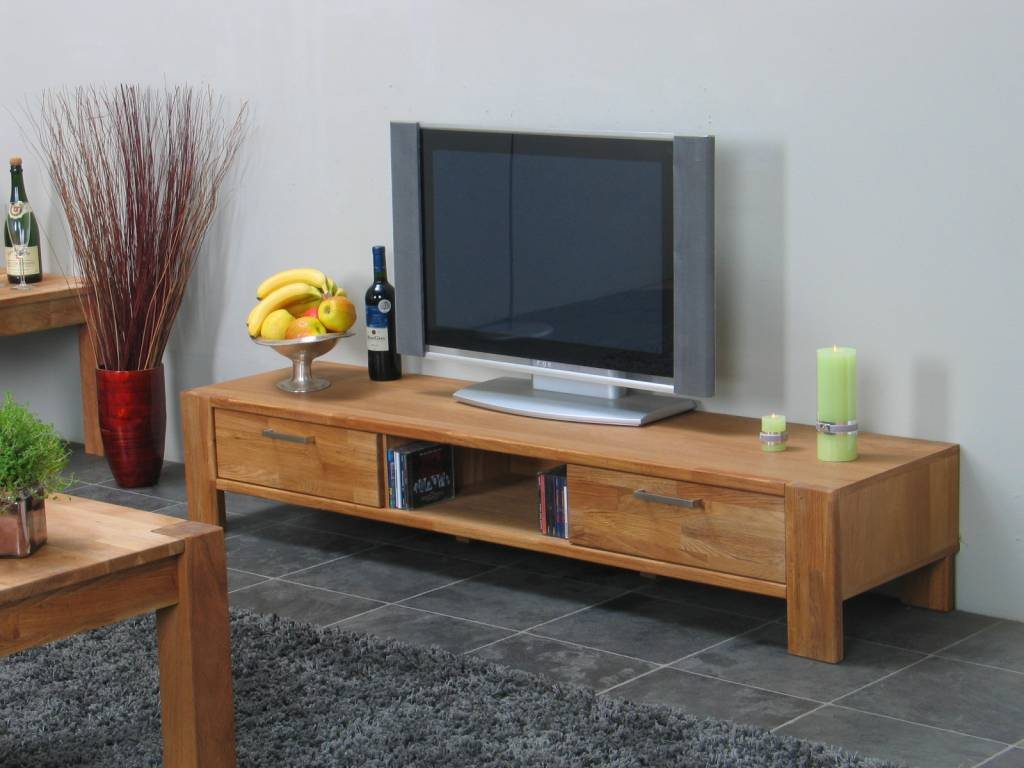 TV-meubel eiken Mark