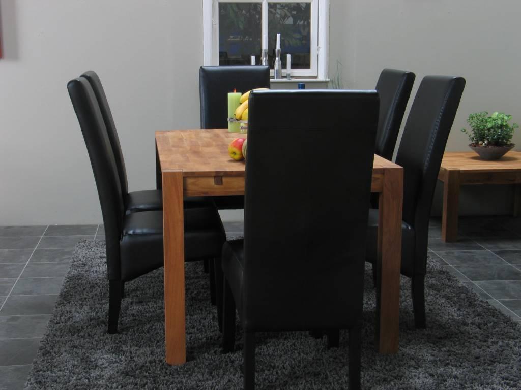 Keukentafel stoelen ontwerp - Moderne keukentafel ...