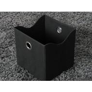 Opbergbak zwart Combee