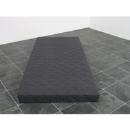 Binnenveringsmatras grijs Bonell 90x200 cm
