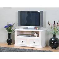 TV meubel wit New Mexico 92x53 cm