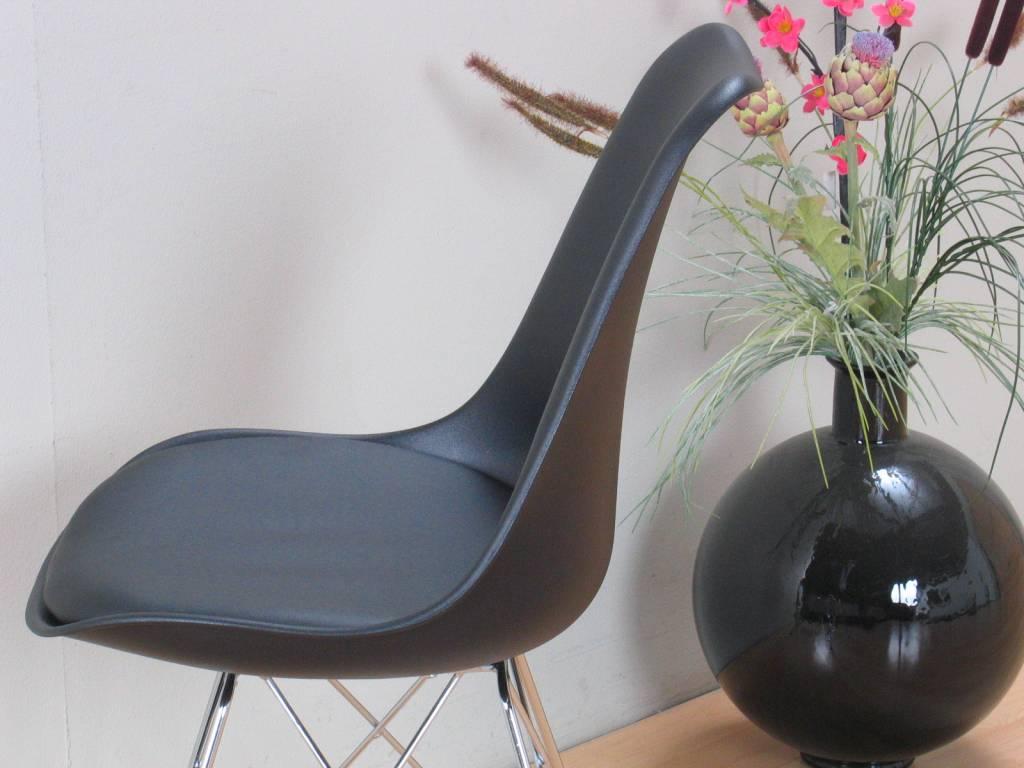 Keukenstoelen Te Koop  Eetkamerstoelen hout wit consenza for  Ikea restyling doe eens wat anders