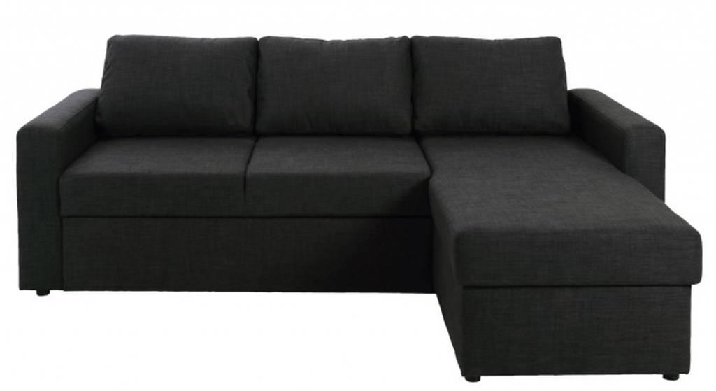 Fyn sia bedbank stof grijs meubeltrefpunt altijd thuis for Schlafsofa yatego